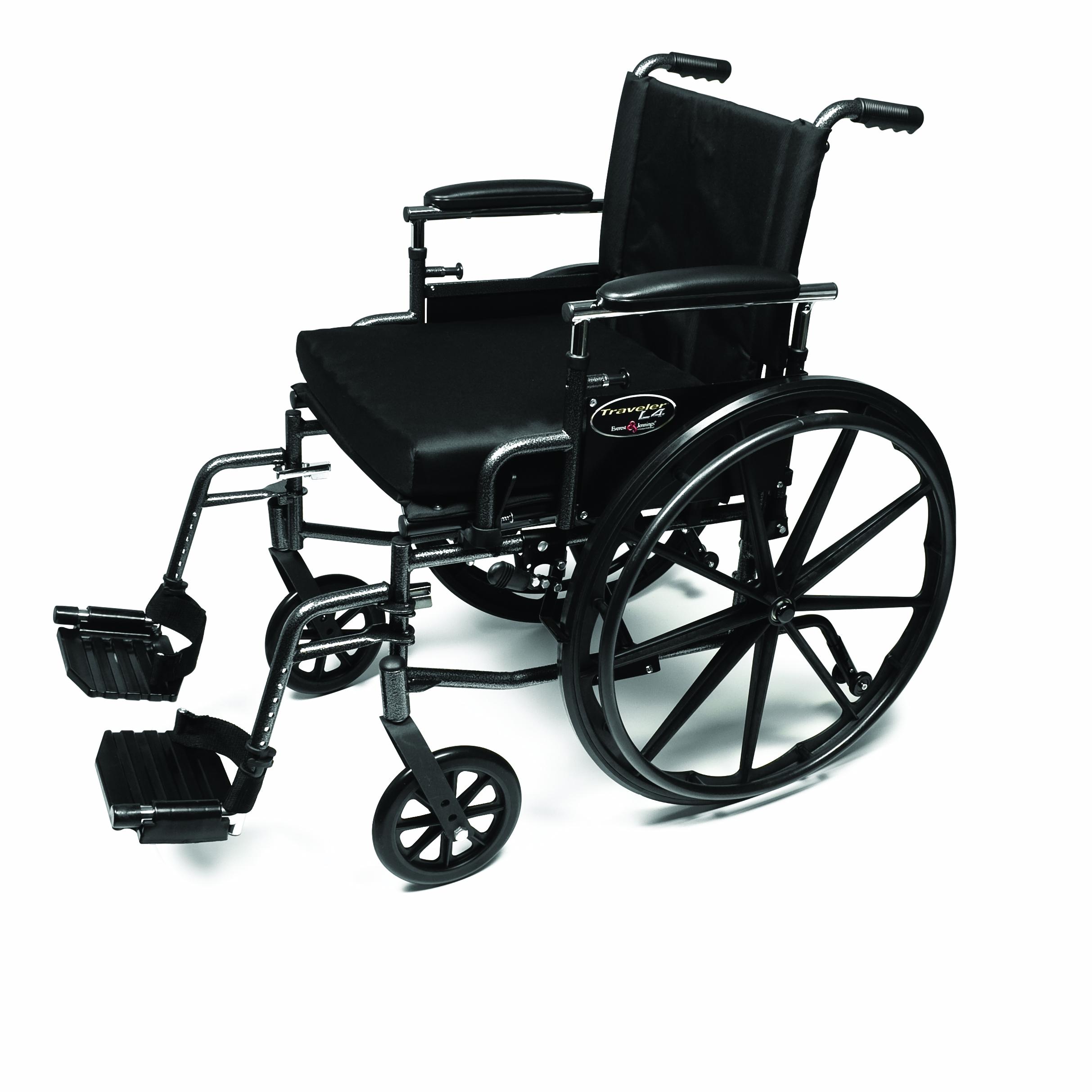 Chaise roulante ultra légère